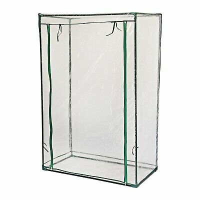£14.99 • Buy NEW! Mini Growbag Tomato Growhouse Garden Greenhouse With PVC Cover