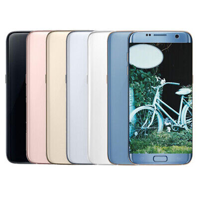 $ CDN111.68 • Buy Samsung Galaxy S7 Edge SM-G935T T Mobile 32GB Unlocked Android Smartphone Mobile