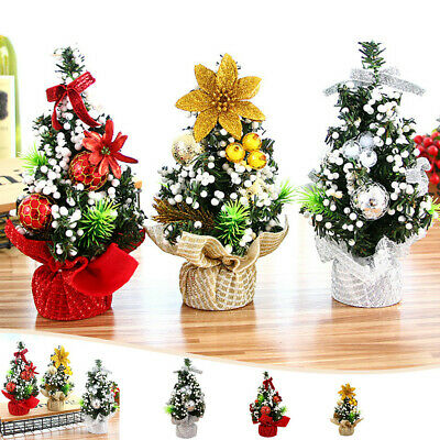 £4.60 • Buy Merry Christmas Tree Bedroom Desk Decoration Toy Doll Gift Office Home Children.