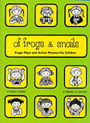 £2.49 • Buy Of Frogs And Snails (Belair) By Winer, Yvonne Paperback Book