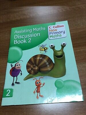 Collins New Primary Maths Year 2 Discussion Book • 2.49£