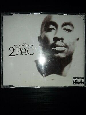 2Pac - Ghetto Gospel - CD Single • 2£