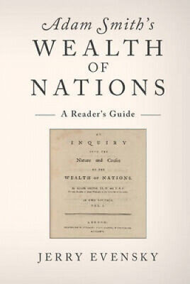 AU53.51 • Buy Adam Smith's Wealth Of Nations: A Reader's Guide By Evensky, Jerry