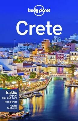 Lonely Planet Crete Neuf Lonely Planet Lonely Planet Global Limited Paperback  S • 12.29£