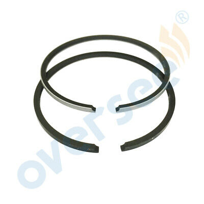 AU15.76 • Buy 6G1-11610-00 Piston Ring Set STD For Yamaha Outboard Motor 2T 6HP 8HP 4HP 50mm