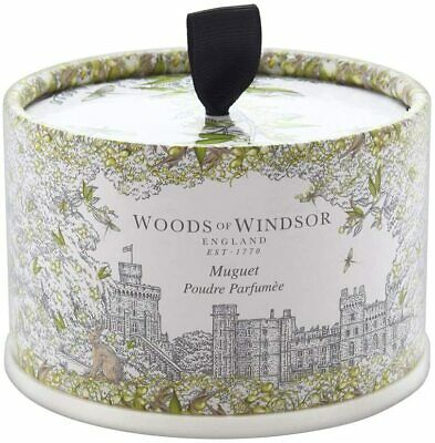 £9.35 • Buy  Woods Of Windsor Lily Of The Valley Dusting Powder