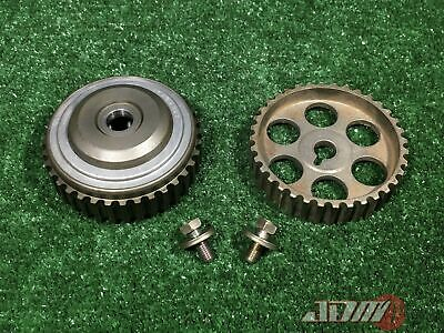 AU168.65 • Buy TOYOTA 4AGE CAMSHAFT TIMING PULLEY = Corolla Sprinter 13050-16010 / 13523-16040