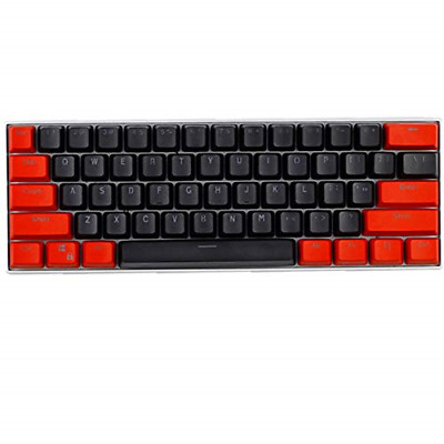 Sunzit Keycaps, 61 Keycaps PBT Keycap Backlight Two-Color Mechanical Keyboard / • 22.98£