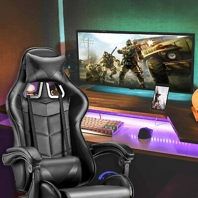 AU228.53 • Buy PC Gaming Chair, Racing Chair For Gaming, Compute Chair,E-Sports Chair