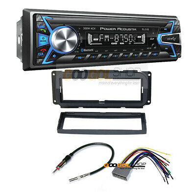 $69.99 • Buy Power Acoustik Car Stereo Radio Dash Install Kit For Dodge 2002 - 2005 Ram 1500