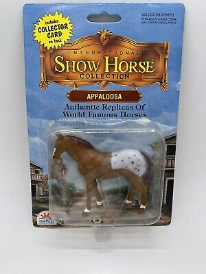 FunRise Vintage International Show Horse Collection 1991 Appaloosa Series 1 New • 7.06£
