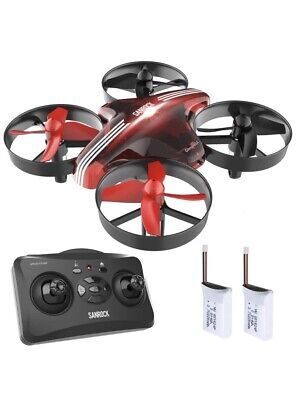 AU38.74 • Buy Mini Drones For Kids,Beginners. Headless Mode, Altitude Hold, 3D Flip