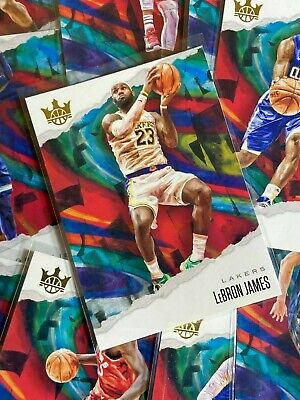 AU14.99 • Buy 2019/20 NBA Court Kings *Pick Your Player* Base Cards