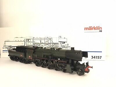 AU393.33 • Buy Märklin H0 34157 Steam Locomotive Series 150 Y SNCF Delta Digital Like New Boxed