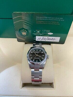 $ CDN6630.23 • Buy BRAND NEW Rolex Midsize Datejust 177200 Oyster Perpetual Steel Box Paper 2020