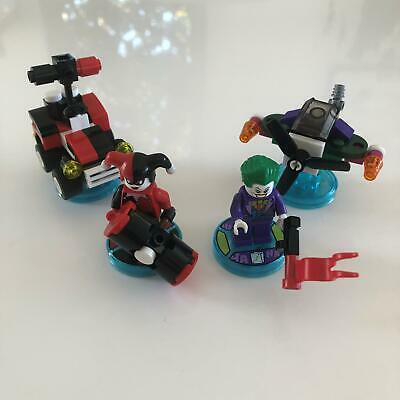 AU77.49 • Buy LEGO Dimensions 71229 | DC Comics Team Pack | Used 100% Complete