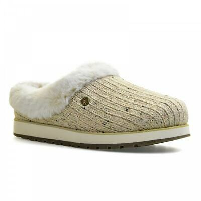 Skechers Womens Bobs Keepsakes Instant Flash Slippers (Natural) • 34.99£