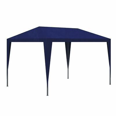 AU50.95 • Buy Gazebo 3m Waterproof Canopy Outdoor Party Tent Shelter Steel Frame Patio Marquee