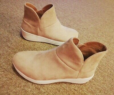 Ladies/girls Fitflop Shimmer Ankle Boots Lightweight Uk3/eu36 • 28£