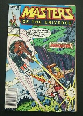 $24.99 • Buy Masters Of The Universe #8 (1987) - Comic Book - Star / Marvel Comics - He-Man
