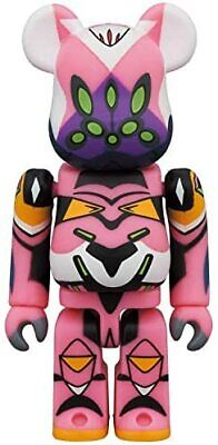 $67.03 • Buy Medicom Toy BE @ RBRICK Bearbrick Evangelion Unit 8 β Height Approx. 70mm Paint