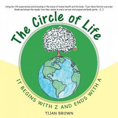 AU21.39 • Buy The Circle Of Life, It Begins With Z And Ends With A By Brown, Tijan