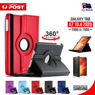 AU12.85 • Buy For Samsung Galaxy Tab A7 2020   A7 Lite Tablet Smart Leather Stand Case Cover