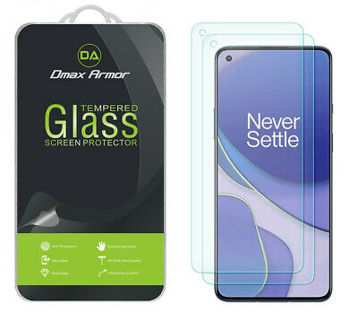 AU10.67 • Buy 2-Pack Dmax Armor Tempered Glass Screen Protector For OnePlus 9/ OnePlus 9 5G