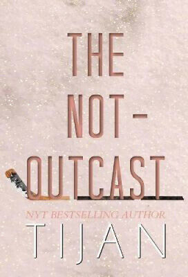 AU38.46 • Buy The Not-Outcast (Hardcover Edition) By Tijan