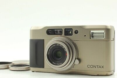 $ CDN379.70 • Buy *Exc 5+* Contax TVS 35mm Point & Shoot Film Camera From JAPAN#20-040