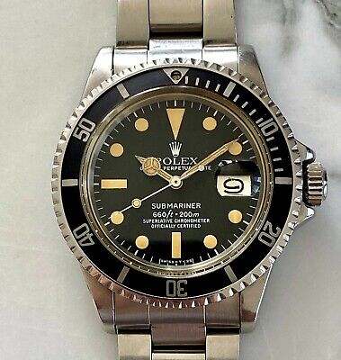 $ CDN25183.43 • Buy Rolex Submariner 1680 Box & Papers - Circa 1977