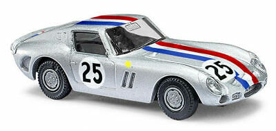 $21.31 • Buy HO Scale Cars - 42617 - H0 Ferrari 250 GTO, Silver, Start-Nr. 25