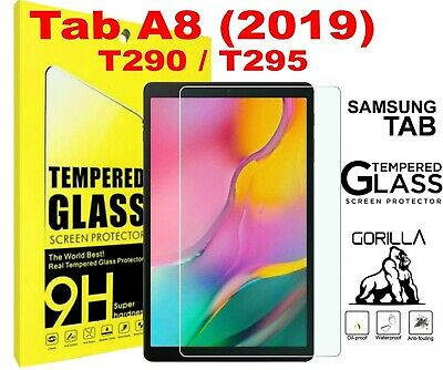 £4.89 • Buy TEMPERED GLASS Screen Protector For Samsung Galaxy Tab A 8.0 2019 (SM-T290/T295)
