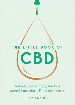 AU19.36 • Buy The Little Book Of CBD: A Simple, Trustworthy Guide To A Powerful Essential Oil