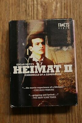 £28.36 • Buy Heimat II: Chronicle Of A Generation Missing Disc Rare & Out Of Print