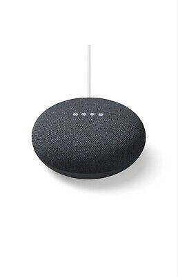 AU39.99 • Buy Brand New - Google Home Mini Speaker & Assistant Charcoal