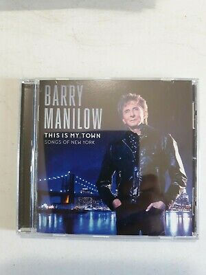 This Is My Town: Songs Of New York * By Barry Manilow (CD, Apr-2017, Decca) • 3.50£