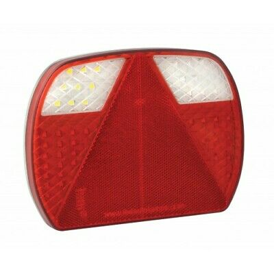AU106.82 • Buy Led Autolamps Eu200r Rear Slim Combination Truck Tail Lamp Trailer Light Right/h