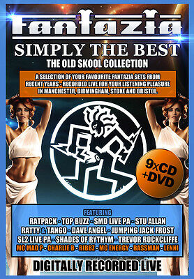 Fantazia – Simply The Best – The Old Skool Collection • 19.99£