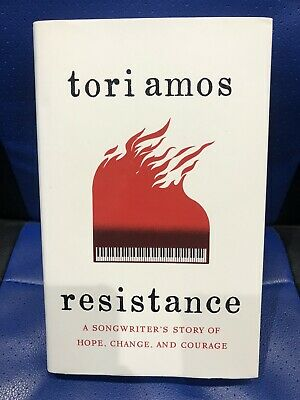 Tori Amos Resistance A Songwriter's Autobiography Signed Bookplate First Edition • 24.95£