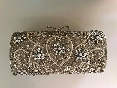 AU40 • Buy FOREVER NEW Clutch Bag (Silver)
