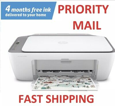 View Details ✅HP DeskJet 2722 All-in-One Wireless Color Inkjet Printer – Fast Shipping • 59.99$