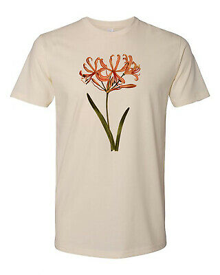 AU30.14 • Buy Occult Tee T-Shirt Cottage Cult Clothing Witch Victorian Botanical Tiger Lily