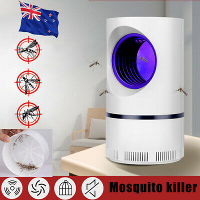 AU19.88 • Buy Electric UV Light Mosquito Lamp Insect Trap Mosquito Bug Fruit Fly Gnat Killer