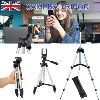 Universal Mini Mobile Phone Holder Tripod Stand Grip For IPhone Camera Samsung • 8.59£
