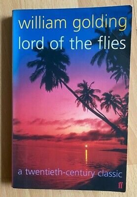 Lord Of The Flies By William Golding (Paperback, 2005) • 3.60£