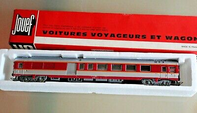AU41.31 • Buy Jouef Ho SNCF Car Travellers Mixed Grand Comfort Original Box Ref 5342