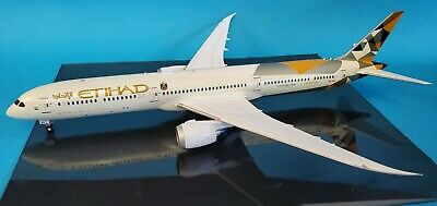 AU204.21 • Buy JC Wings 1:200 Boeing 787-10 Etihad Airways A6-BMA (with Stand) Ref: XX2067