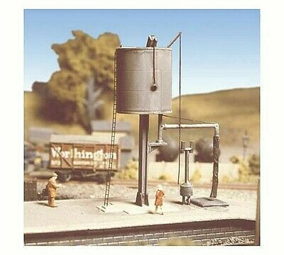 AU18.99 • Buy RATIO 230 ROUND WATER TOWER KIT - N SCALE Model Trains