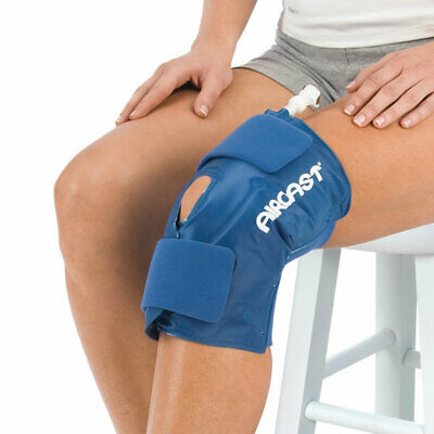 £59.49 • Buy Aircast Knee Cryo Cuff Cold Therapy Compression Support Brace Injury Recovery